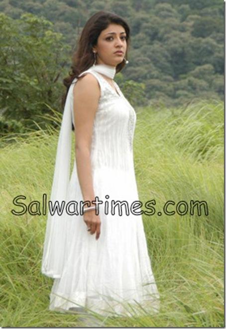 Kajal Agarwal in Designer Salwar Kameez | salwartimes.com ...