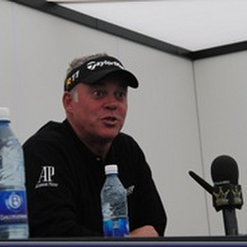 2011 Irish Open Practice Ground News