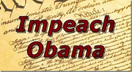 Impeach Obama - Constitution Background