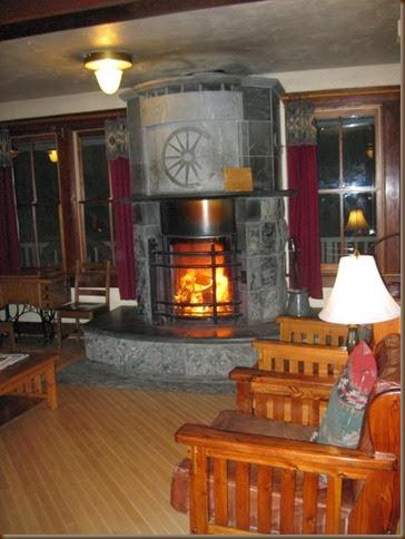 fireplace insert blower motor switch