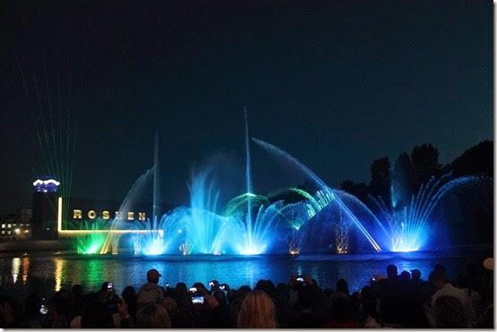 Вінниця, фонтан