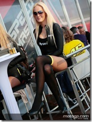 Paddock Girls Gran Premio bwin de Espana  29 April  2012 Jerez  Spain (7)