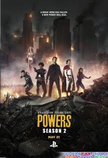 Sức Mạnh Tối Thượng 2 - Powers Us Season 2