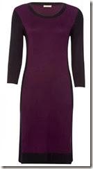 Planet Colour Block Knit Dress