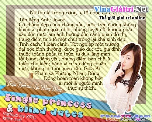 Đơn thân công chúa tương thân ký - don than cong chua tuong than ky