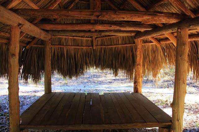Seminole Hut Manatee Springs2