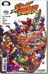 P00003 - Street Fighter I No #1