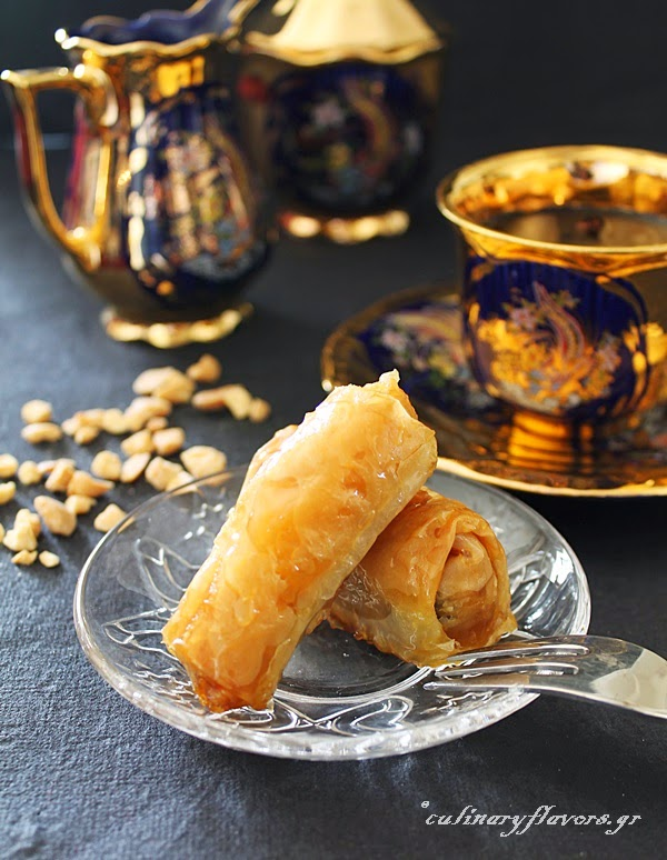 Phylo Rolls with Spoon Sweet.JPG