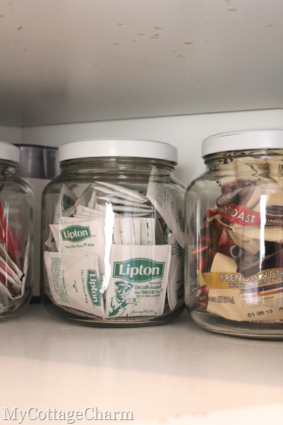 how to organize your cabinets