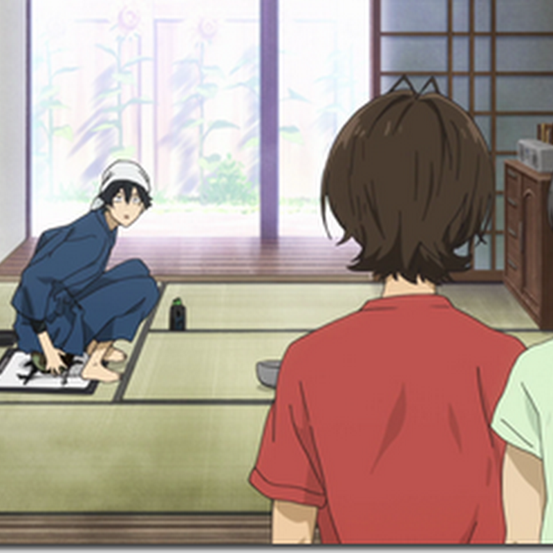[Review] Barakamon