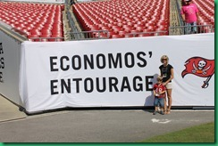 Economos Entourage