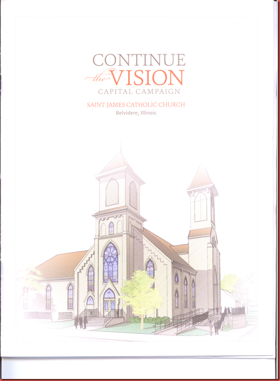 Continue the Vision  Capital  Campaign  page 1