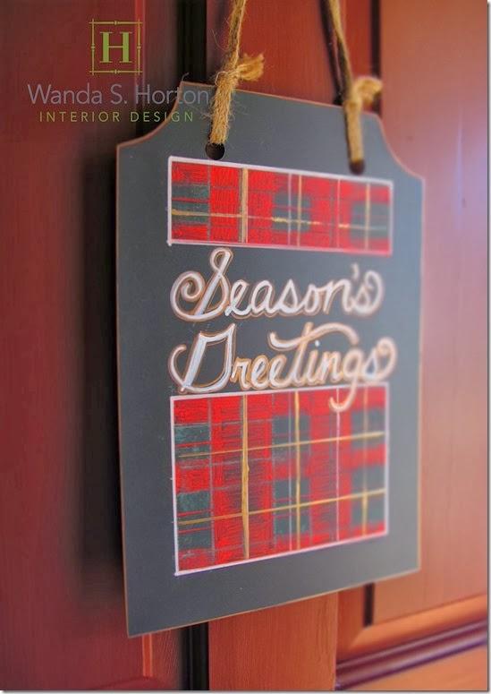Season's Greetings - WSH