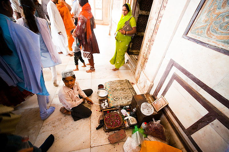India : Tour of Taj Mahal, Agra