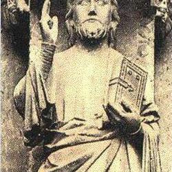 72 - Beau Dieu de la Catedral de Amiens