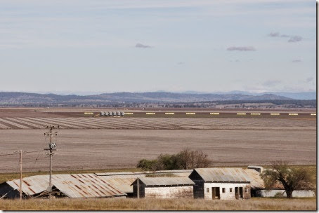 Liverpool Plains near Breeza