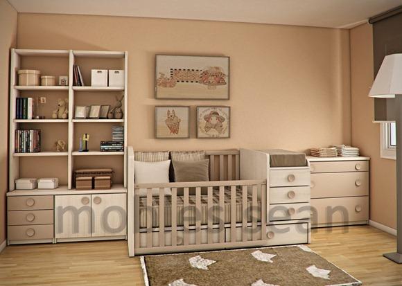 diseños de habitaciones para niños y niñas