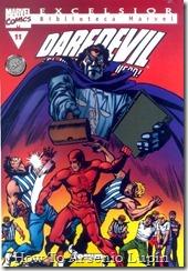 P00011 - Biblioteca Marvel - Daredevil #11