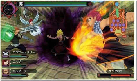Download Fairy Tail Zelef Kakusei JPN PSP Games