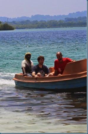 Brennen in boat WED