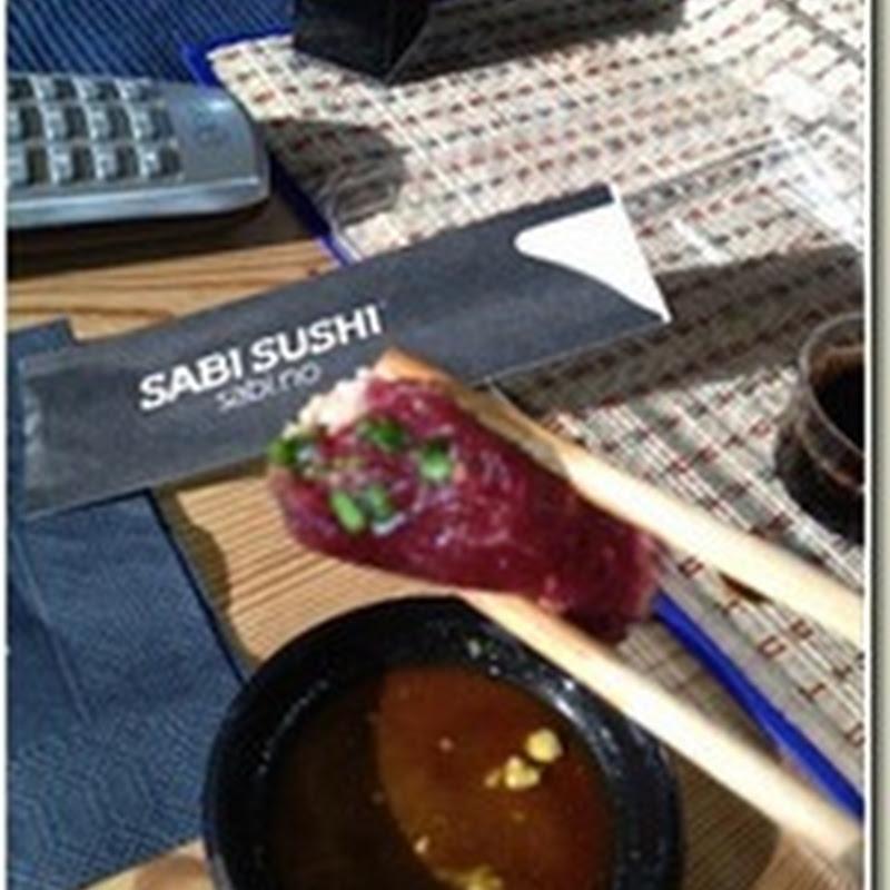 Sabi Sushi–worth the wait?