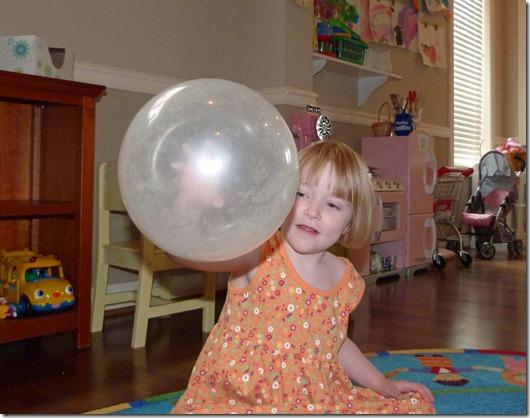 Screaming Balloon 2