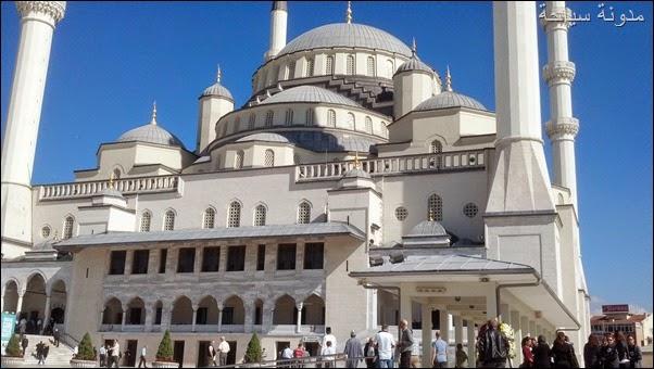 مسجد كوكاتيب في انقرة