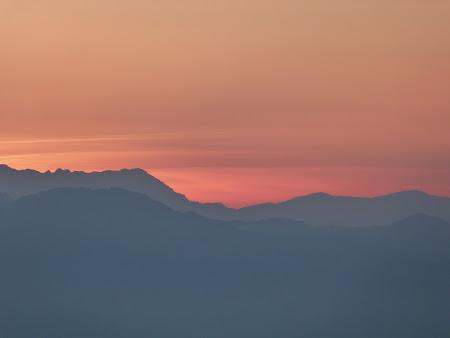 Imagini Nagarkot: rasarit Himalaya