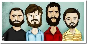 As 25 melhores banda de rock do Brasil - Los Hermanos