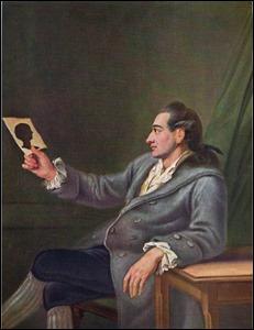 JW Goethe by Kraus 1775