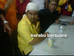 Bersih 3.0! Gambar Chegu Bard Selepas Dibebaskan.