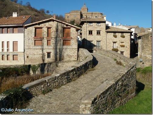 Monreal - Navarra - Valle de Elorz