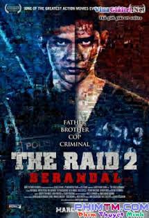 Đột Kích 2: Kẻ Sát Nhân - The Raid 2: Berandal Tập HD 1080p Full