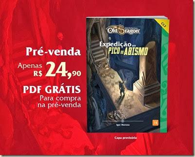 Pré Venda Pico do Abismo