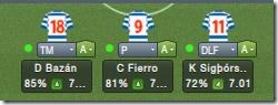 Attacking triangle in my FM 2012 tactics