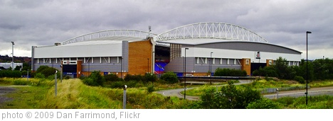 'The DW Stadium, 4th August 2009' photo (c) 2009, Dan Farrimond - license: http://creativecommons.org/licenses/by/2.0/