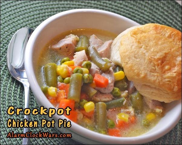 crockpot chicken pot pie 2