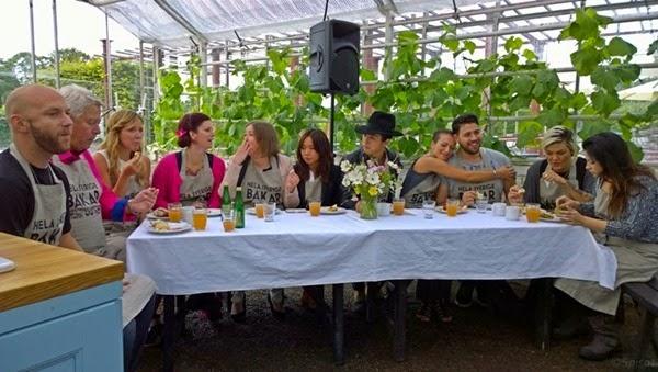 Hela Sverige Bakar 2014 deltagare