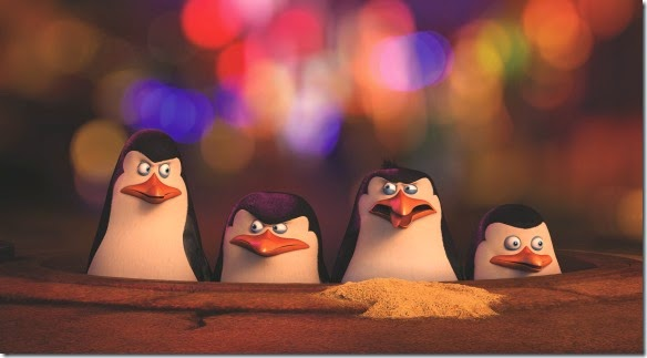 THE PENGUINS OF MADAGASCAR photo_