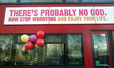 Athiest bus campaign