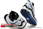 zlvii fake colorway white black blue 1 02 Fake LeBron VII