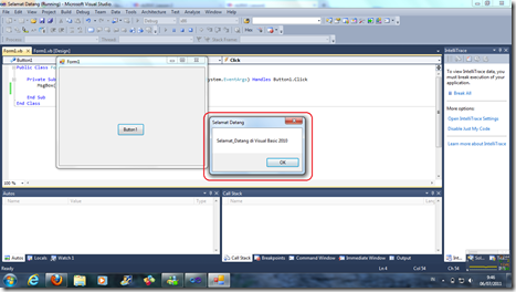Visual Studio 2010 tutorial.6
