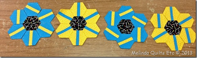 0813 Pieced Hexies