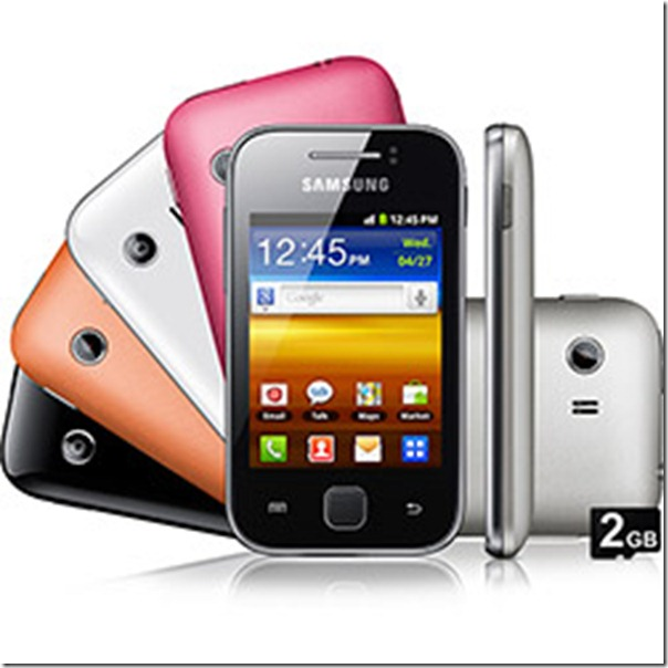 Smartphone Samsung S5360 Galaxy (1)