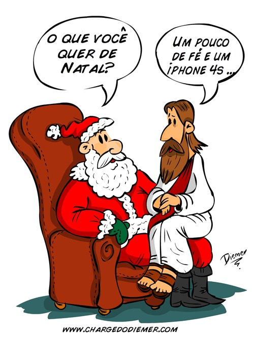 Charge Natal 2011