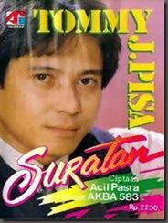 Tommy J Pisa - Suratan (1987)