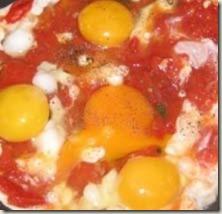 uova al pomodoro del Monferrato