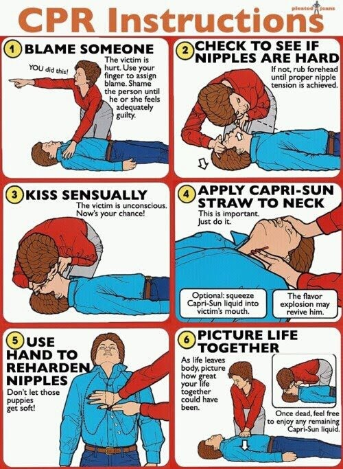 funny cpr