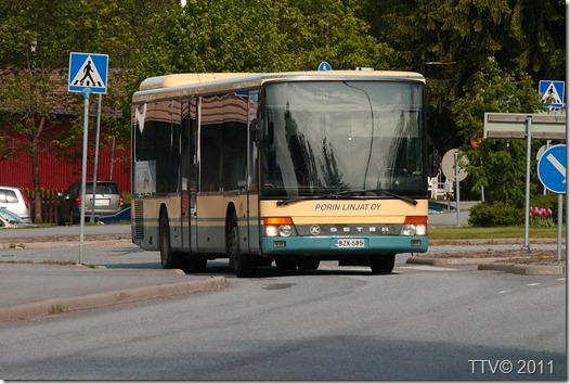 aamu linja-auto helinä 034