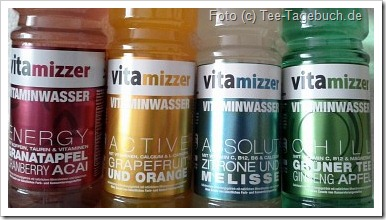 vitamizzer Functional Drinks